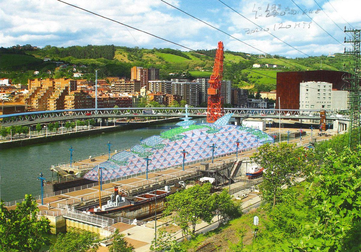 BILBAO RIA PARK project