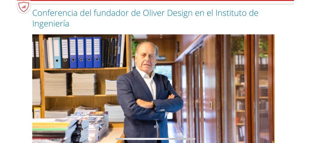 Conferencia Jaime Oliver
